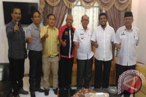 Pj.Walikota Minta KONI Perhatikan Atlit Yang Berprestasi