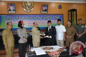 DPRD Setujui APBD Tahun 2017