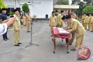 Pj.Walikota Kukuhkan Sejumlah Pejabat