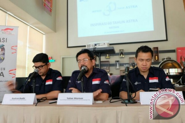 Astra Perbaiki 12 Halte Di Medan