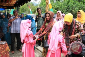 Tim Monitoring Sumatera Utara Kunjungi Desa Binaan.