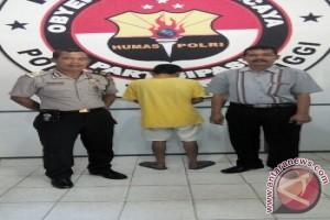 Polisi Bekuk Pemakai Shabu