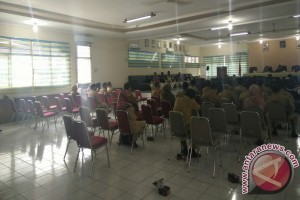 DPRD Kecewa OPD Minim Ikuti Sidang Paripurna
