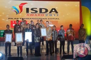 Tambang Emas Martabe Raih ISDA 2017