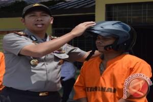 Polisi Kembali Tangkap Pengedar Sabu