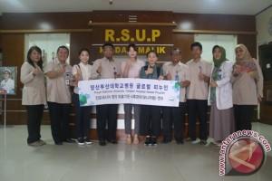 RSUP Adam Malik Terima Kunjungan Fisioterapis PNUYH Korsel