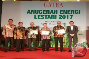Asian Agri Anugerah Energi Lestari 2017