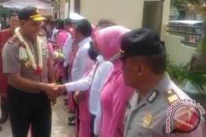 Kapolda Sumut Pesan Polisi Samosir Profesional