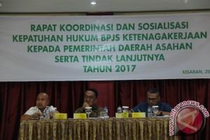 Pemkab Asahan Diminta Peduli Program BPJS Ketenagakerjaan