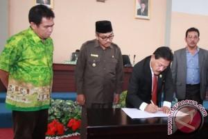 DPRD Simalungun Setujui Perubahan APBD