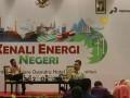 SOSIALISASI ENERGI KEPADA MAHASISWA
