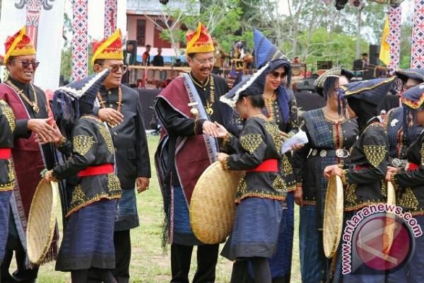 Pesta Njuah-njuah Diusulkan Jadi Wisata Nasional