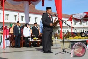 Wakil Bupati Pimpin Upacara Hari Kesaktian Pancasila