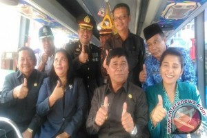 Pemkab Samosir Sediakan Angkutan Gratis ke Bandara Silangit