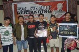 Medan Juarai Turnamen E-Sport Piala Bupati Taput