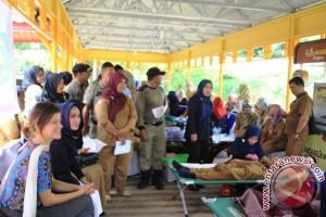 PMI Bersama ASN Gelar Aksi Donor Darah