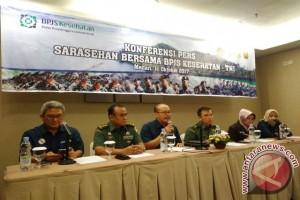 BPJS Kesehatan Perkuat Kemitraan Dengan TNI