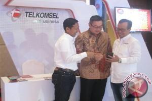 Telkomsel Gelar Ekshibisi MyBusiness di Medan