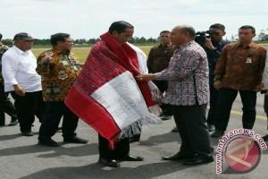 Jokowi : Danau Toba Tinggal Poles