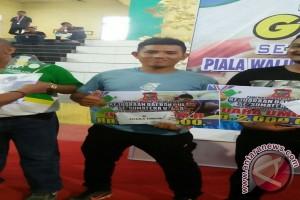 Pegulat Tanjungbalai Raih Tujuh Emas