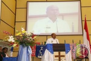 Bupati Ajak HKBP Sosialisasikan Pariwisata Taput