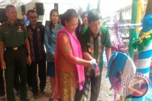 Pemkab Samosir Canangkan Bakti Sosial TNI