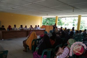 244 Penerima BSPS di Padangsidimpuan