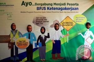Peserta BPJS  Ketenagakerjaan Sumbagut 726.119 Orang